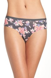 Chelsea 28 Women's Chelsea28 Hipster Panty Navy India Ink Exotic Floral