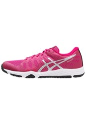 Asics Nitrofuze Tr Sports Shoes Sport Pink White