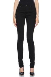 Acne Studios Pin Jean In Black