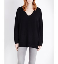 French Connection Viva Vhari Knitted Jumper Black