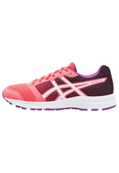 Asics Patriot 8 Neutral Running Shoes Diva Pink White Orchid