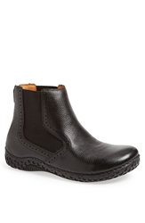 Alegria 'Jony' Boot Men Black Tumbled