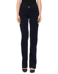 Pinko Casual Pants Dark Blue