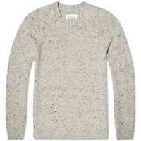 Maison Martin Margiela Maison Margiela 14 Heavy Gauge Crew Knit Light Grey
