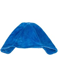 Reinhard Plank Ear Covered Hat Blue