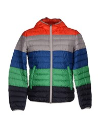 Add Coats And Jackets Down Jackets Men Red