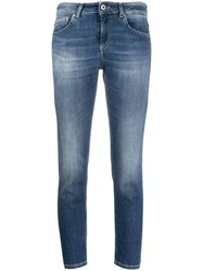 Dondup Newdia Mid Rise Slim Jeans 60