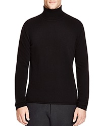 Billy Reid Fine Cashmere Turtleneck Sweater Bloomingdale's Exclusive Black