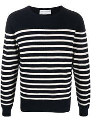 Officine Generale Striped Sweater 60