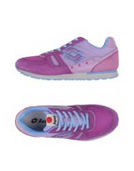 Lotto Leggenda Sneakers Purple