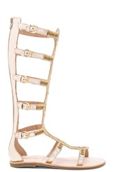 Rebels Velocity Sandal Metallic Gold