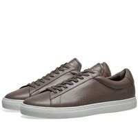 Zespa 4 Hgh Leather Sneaker Grey