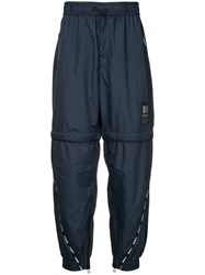P.E Nation Elliptical Pant Blue