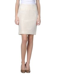John Galliano Skirts Knee Length Skirts Women