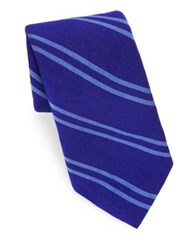 Polo Ralph Lauren Double Stripe Silk Tie