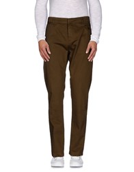 Patrizia Pepe Trousers Casual Trousers Men Khaki