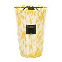 Baobab Collection Scented Candle Citrine Pearls 35Cm