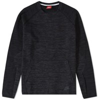 Nike Tech Knit Crew Black