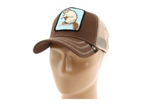 Goorin Bros. Animal Farm Beaver Brown Baseball Caps