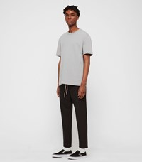 Allsaints Luckett Trousers Washed Black