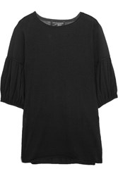 Giambattista Valli Cashmere Top Black