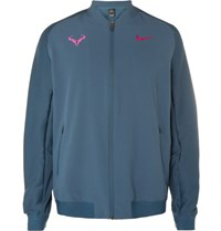 Nike Tennis Tenni Rafa Dri Fit Riptop Jacket Navy