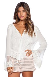 Spell And The Gypsy Collective Savannah Blouse White