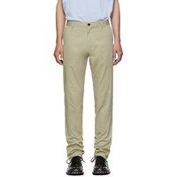Burberry Beige Shibden Chino Trousers