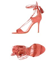 Icone Sandals Coral