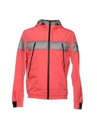 Refrigiwear Coats And Jackets Jackets Salmon Pink