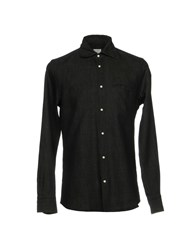 Borsa Denim Shirts Black