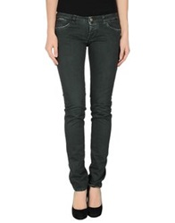 Two Women In The World Denim Pants Dove Grey