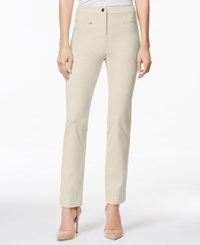 Charter Club Petite Ankle Pants Only At Macy's Sand
