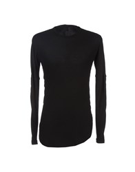Lost And Found Lost And Found Knitwear Jumpers Men Black