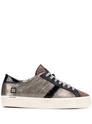 D.A.T.E. Panelled Sneakers 60