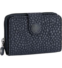 Kipling New Money Medium Nylon Wallet Dot Dot Dot Emb