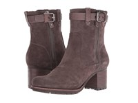 Trask Madison Waterproof Grey Waterproof Suede Grey Women's Waterproof Boots Brown