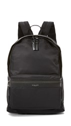 Michael Kors Kent Nylon Backpack Black