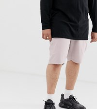 Only And Sons Jersey Shorts Pink