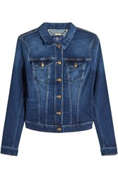 7 For All Mankind Seven Classic Trucker Denim Jacket