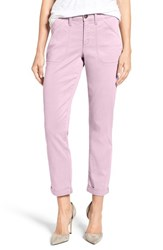 Nydj Women's Reese Relaxed Chino Pants