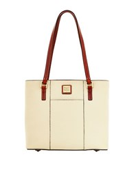 Dooney And Bourke Small Lexington Shopper Tote Bone