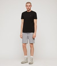 Allsaints Colbalt Chino Shorts Space Blue