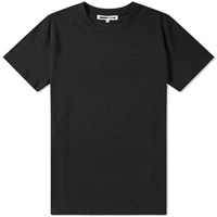 Mcq By Alexander Mcqueen Swallow Patch Tee Black