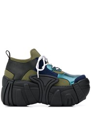 Swear Element Sneakers Green
