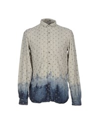 Diesel Black Gold Shirts Shirts Men Beige