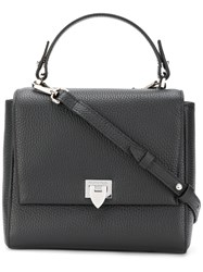 Philippe Model Square Shoulder Bag Black