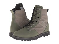 Volcom Hemlock Boot Military Women's Lace Up Boots Olive