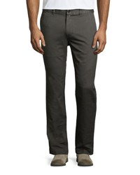 Billy Reid Leonard Chino Pants Charcoal