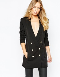 Supertrash Jackie Military Jacket Black